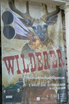 Interessanter Wilderer